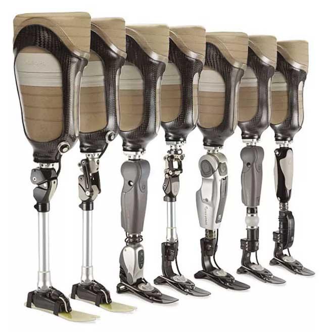 High Activity Below Knee Prosthetics - Access Prosthetics